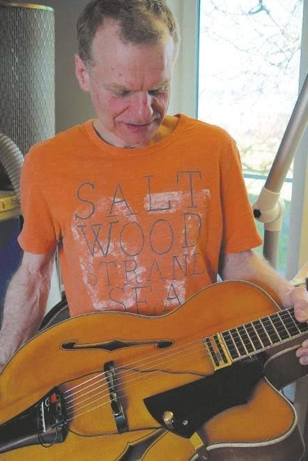 zehn jahre amber pickups: wolfgang damm im gespräch | gitarre & bass