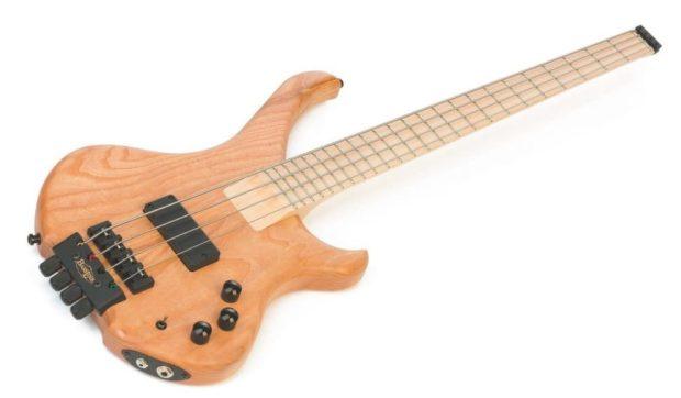 Bass ohne Kopfplatte