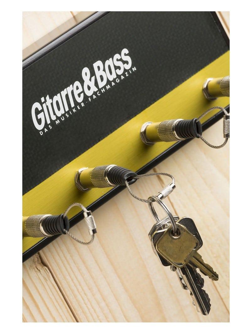 Produkt: Gitarre & Bass Schlüsselbrett