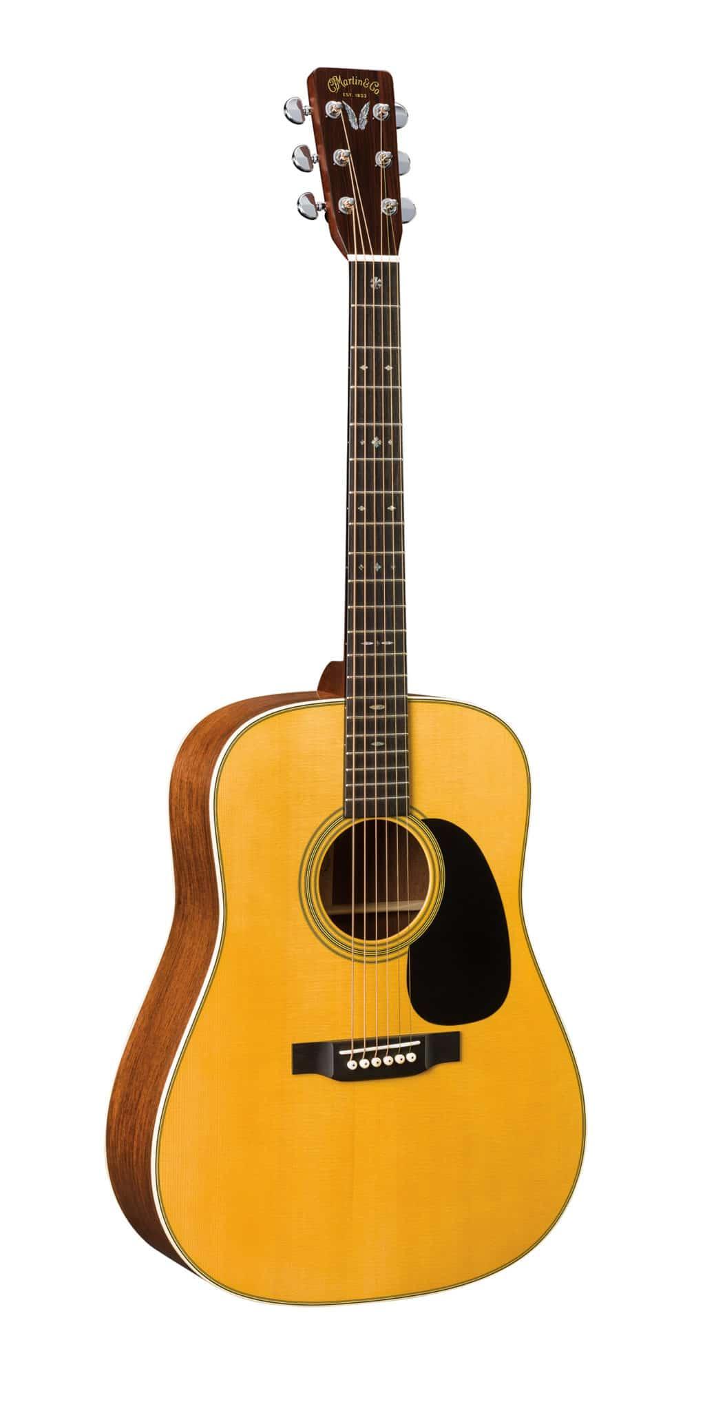 Vintage Martin Gitarren