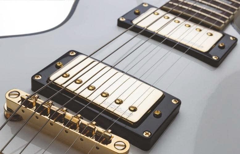 Fantastisch E Gitarren Schaltplan Ein Tonabnehmer Fotos ...