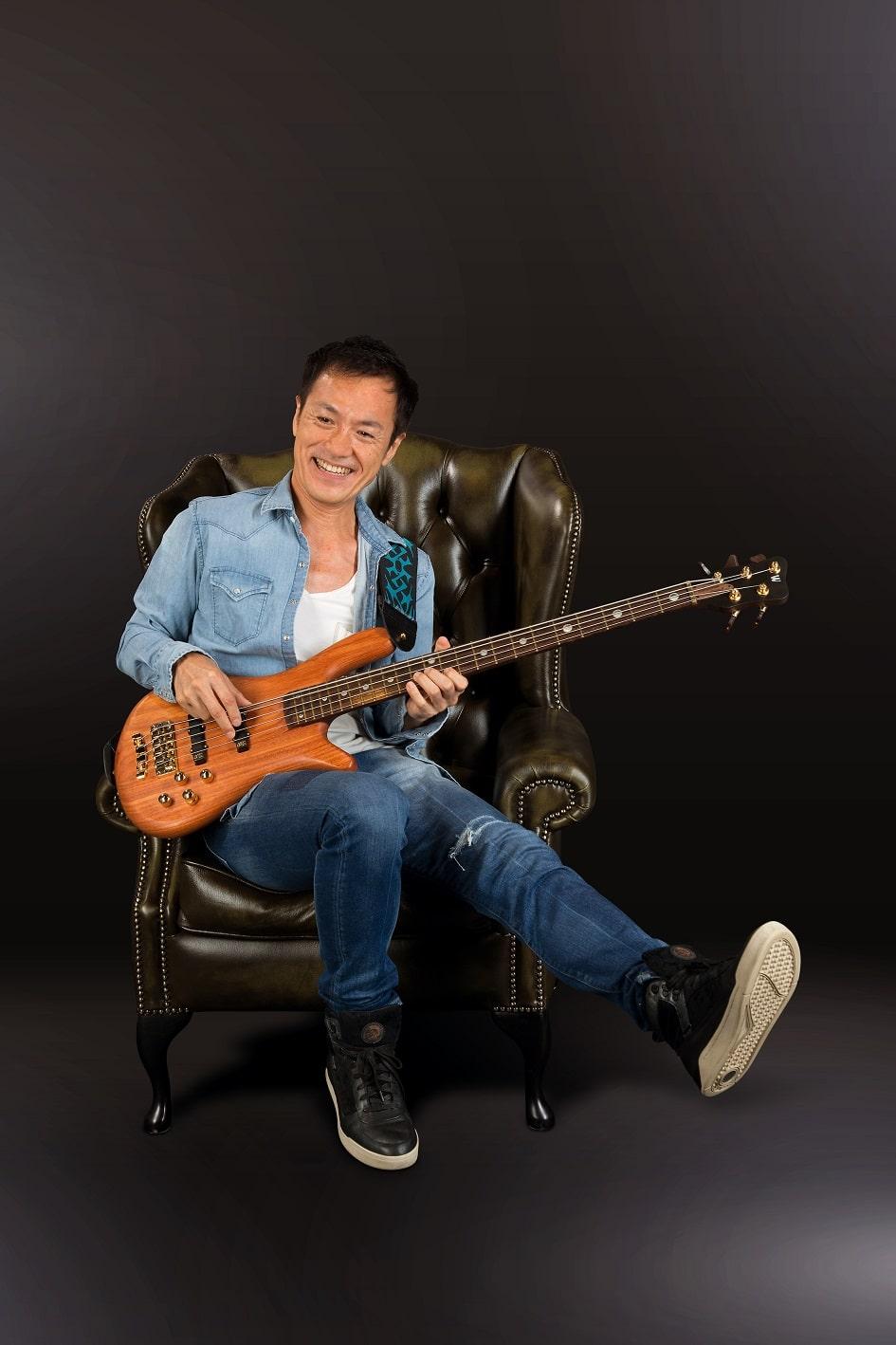 Tetsuo Sakurai Warwick Basss Camp