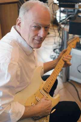 Stratocaster, Les Paul, Banjo oder Acoustic: David kann alles.