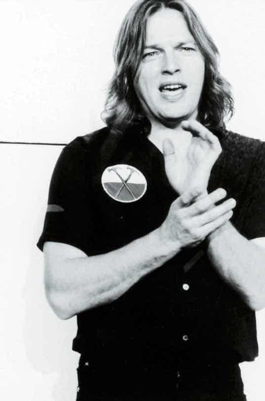 David Gilmour früher
