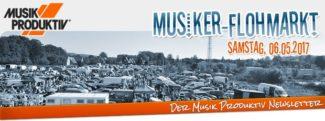 Musiker Flohmarkt bei Musik Produktiv