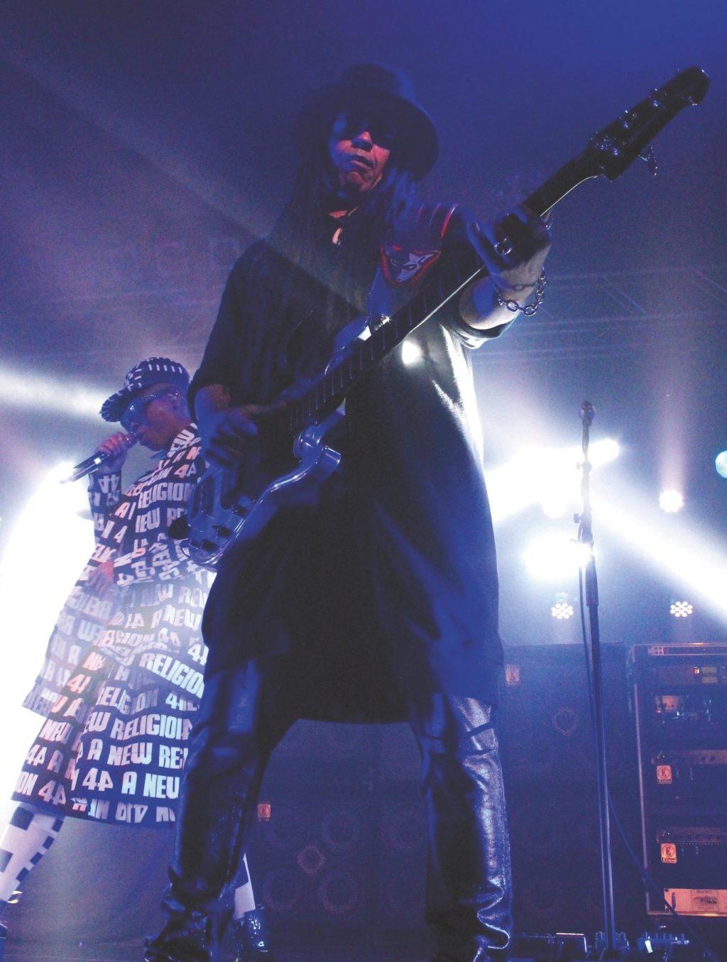 Skunk Anansie Gitarrist