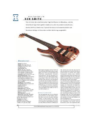 Ken smith bass guitar licks idea Excuse