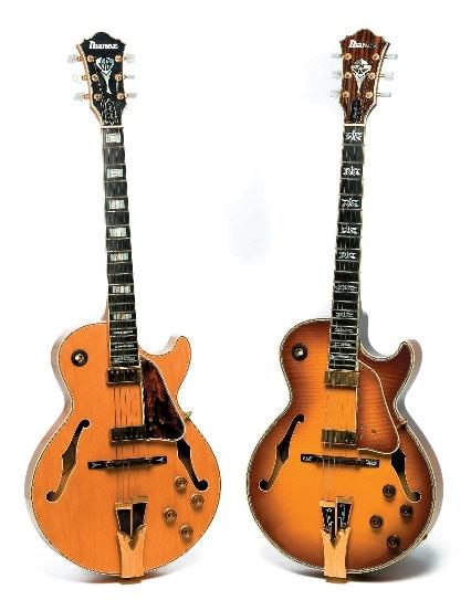 Ibanez George Benson Gitarren