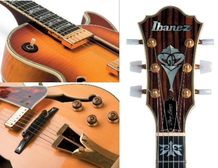 Ibanez Signature-Jazz-Gitarren & ihre Musiker | GITARRE & BASS