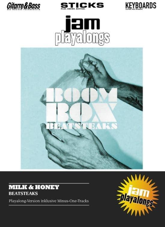 Beatsteaks-Milk-And-Honey