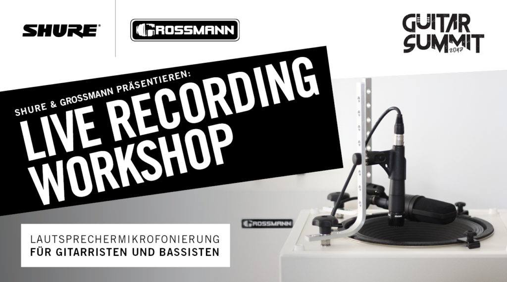 Live-Recording-Workshop