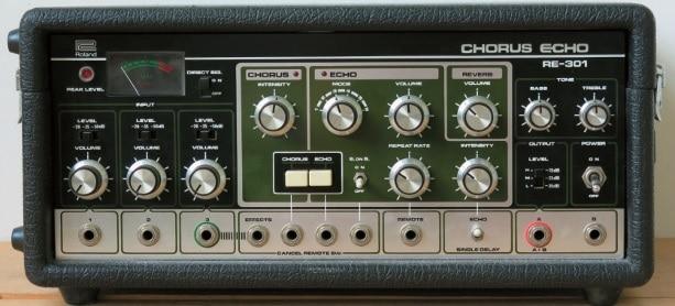 Roland-RE-301-Chorus-Echo