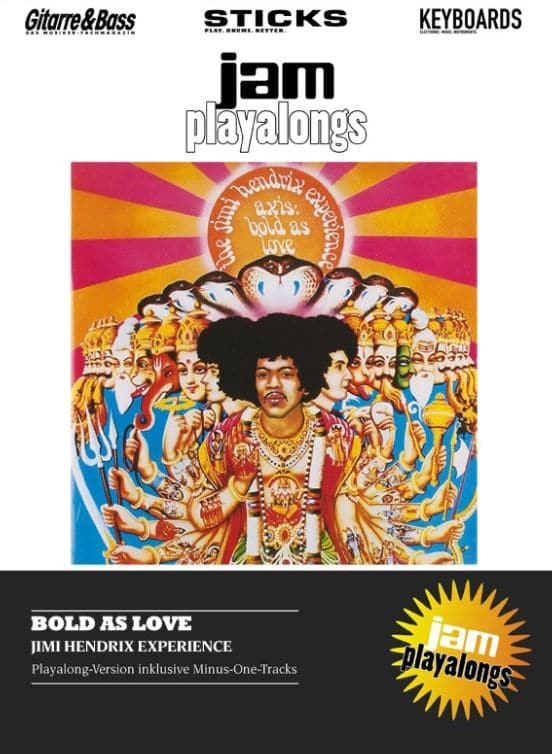 The-Jimi-Hendrix-Experience-Bold-As-Love
