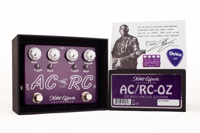 Xotic Effects Oz Noy Pedal