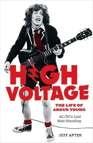 ACDC Gitarrist Biographie Buch