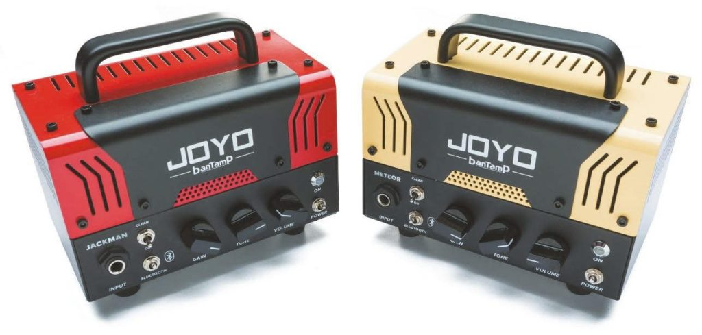 JoYo Bantamp Mini Tube Jackman and Meteor Verstärker