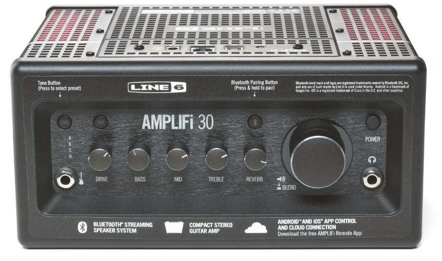 Line6 AMPLIFI 30 Modeling-Amp Poti