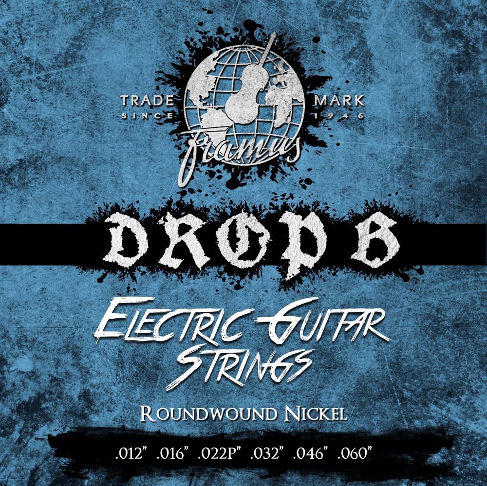 Blue Label von Framus Gitarrenseiten