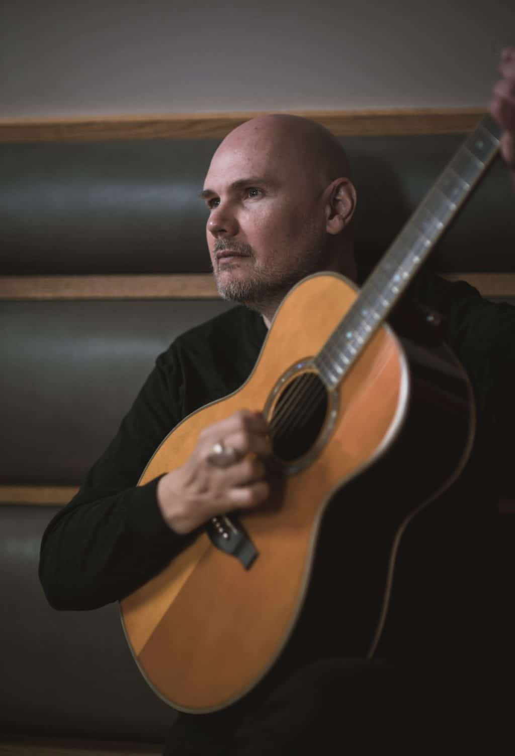 Billy Corgan und Yamaha