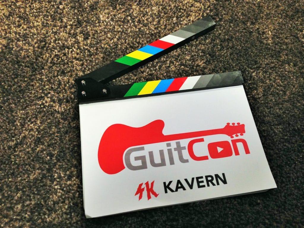 GuitCon Filmklappe