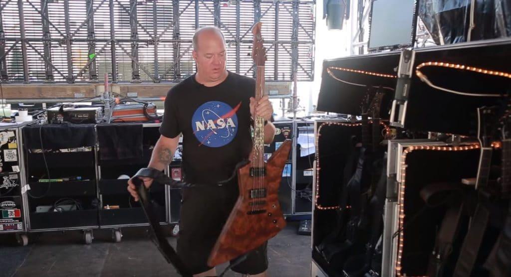 Metallica-Live-Gear