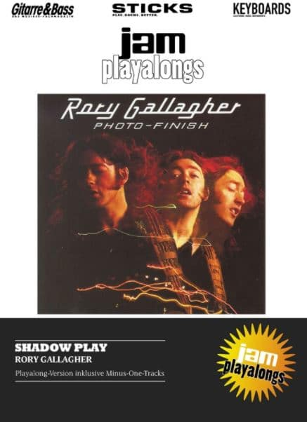 Rory Gallagher - Shadow Play
