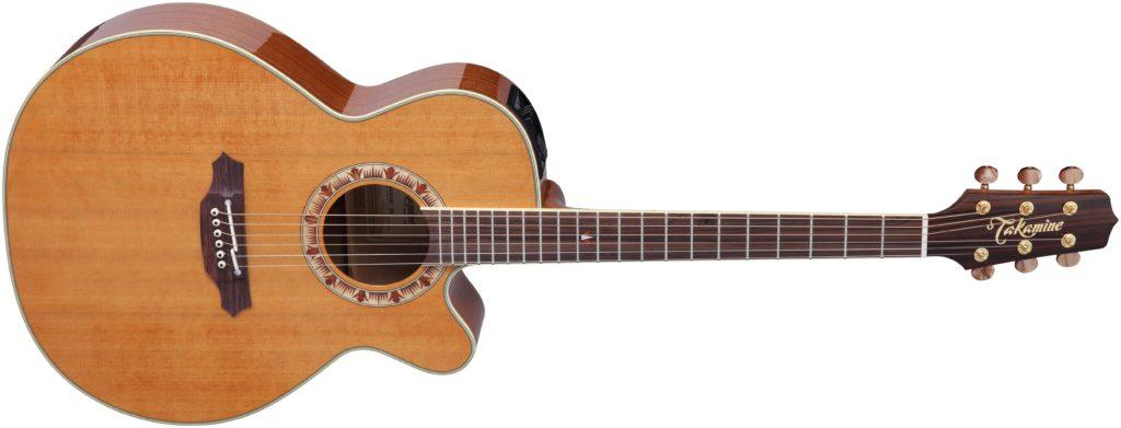 Limitited Takamine Western Guitar