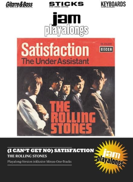 The Rolling Stones - (I Can't get no) Satifaction