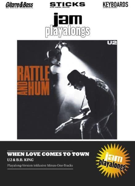 U2 & B.B. King - When Love Comes To Town