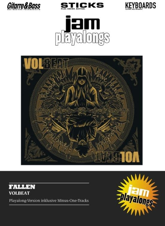 Volbeat-Fallen