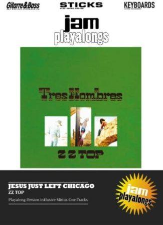 ZZ Top - Jesus Just Left Chicago