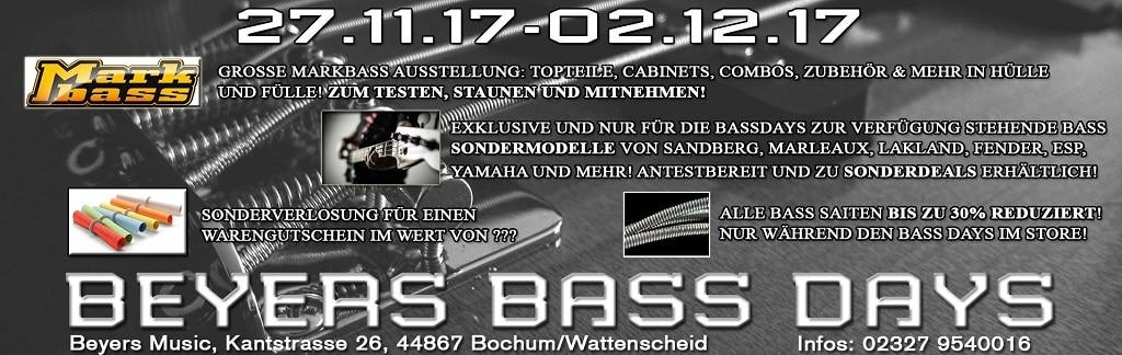 Beyers-Bass-Days