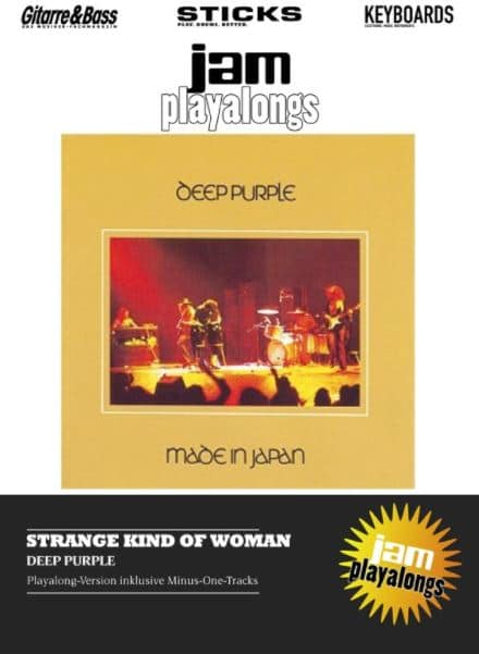 Deep Purple - Strange kind of Woman