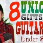 Gitarristen-Geschenke