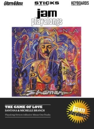 Santana, Michelle Branch - The Game Of Love