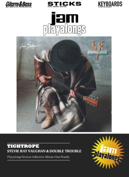 Stevie Ray Vaughan & Double Trouble - Tightrope