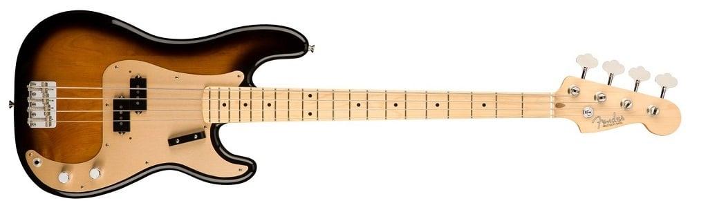Fender American Original 50's P Bass Sunburst