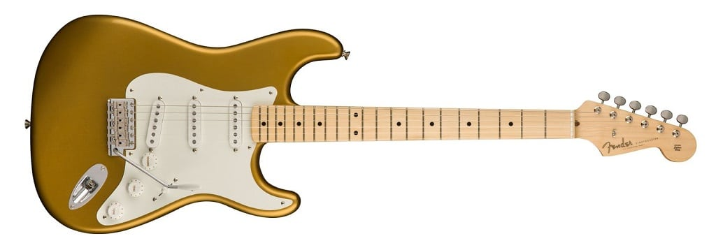 Fender American Original 50's Stratocaster Aztec Gold