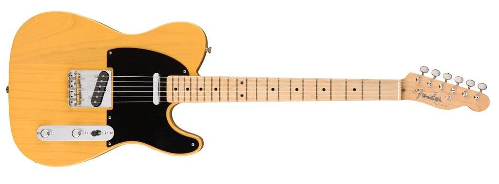Fender American Original 50's Telecaster White Blonde