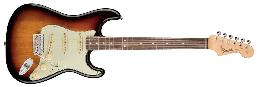 Fender American Original 60's Stratocaster Sunburst