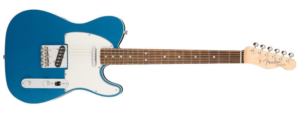 Fender American Original 60's Telecaster Lake Placid Blue