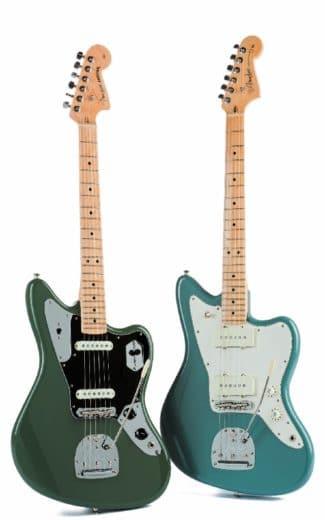Fender American Pro Jazzmaster Jaguar
