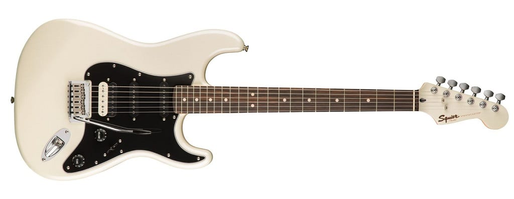 Fender Contemporary Stratocaster HSS