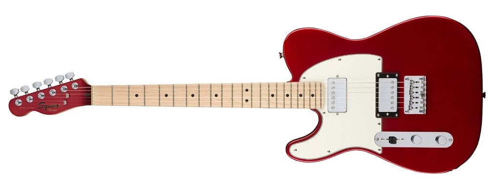 Fender Contemporary Telecaster HH