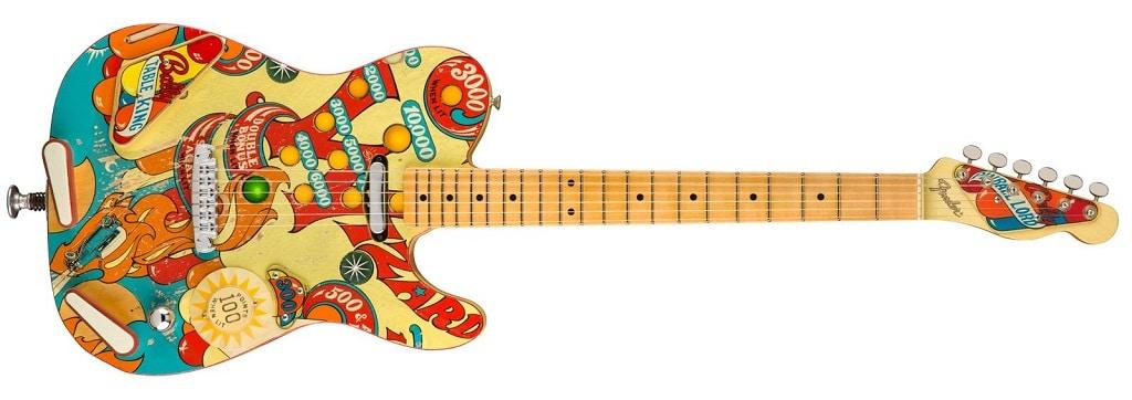 Fender Pinball Telecaster 2
