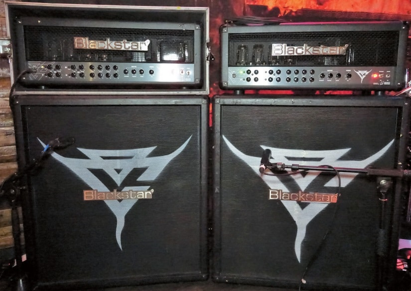 Gus G Amps