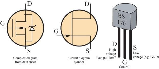 MOSFET-Transistor