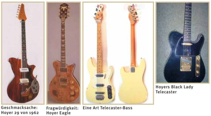Hoyer Gitarren