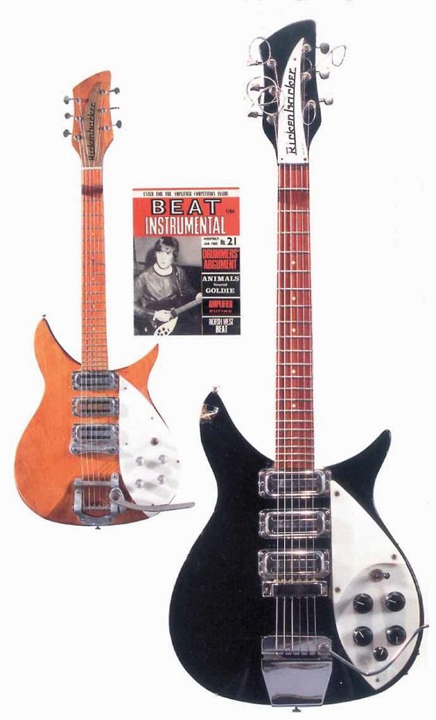 Lennons Gitarren