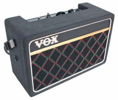 Einer der ersten Batterie-Verstärker: Der adrette Vox Escort, von dem es auch ei